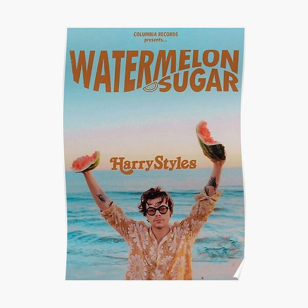 Poster Watermelon Sugar Poster