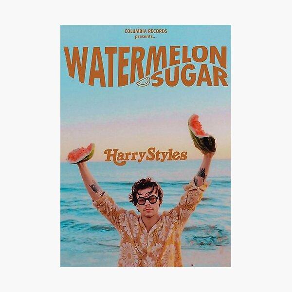 Poster Watermelon Sugar Photographic Print