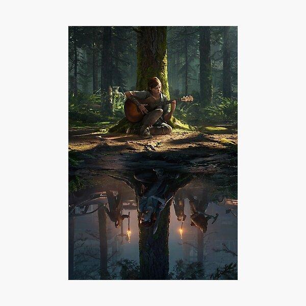 The Last of Us: Part II [4K] Photographic Print