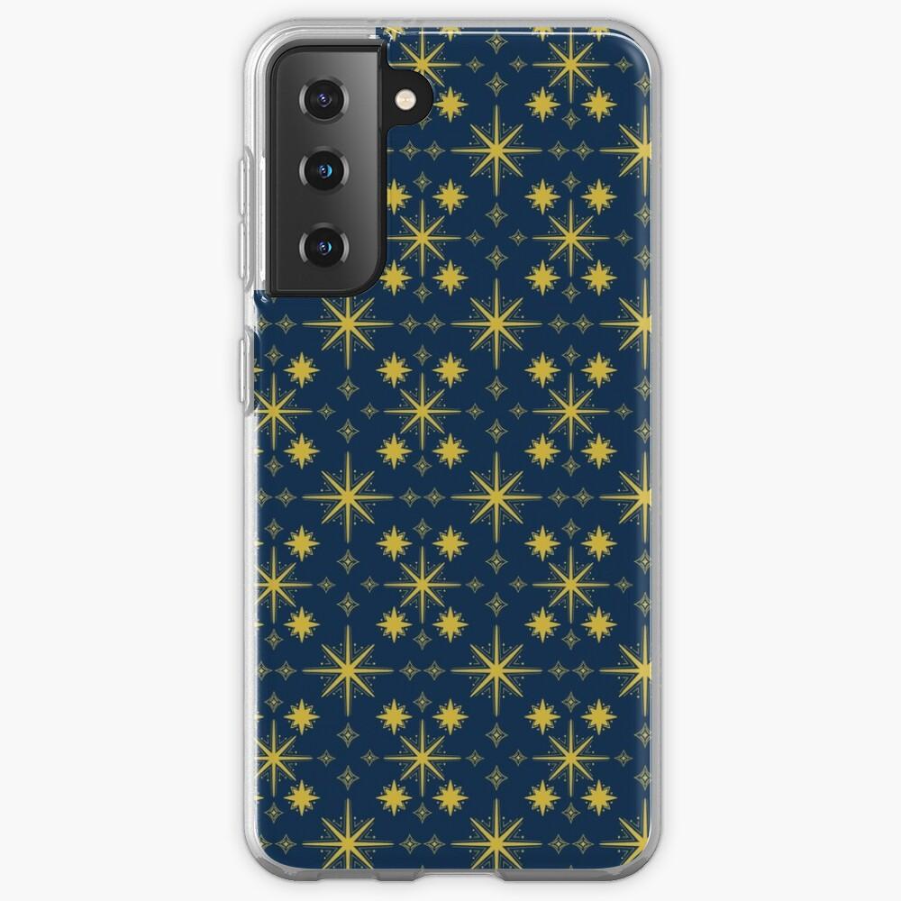 Winter Stars Samsung Galaxy Phone Case