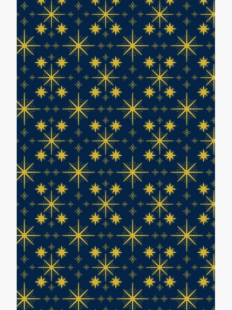 Winter Stars by Carolyn-Loftus
