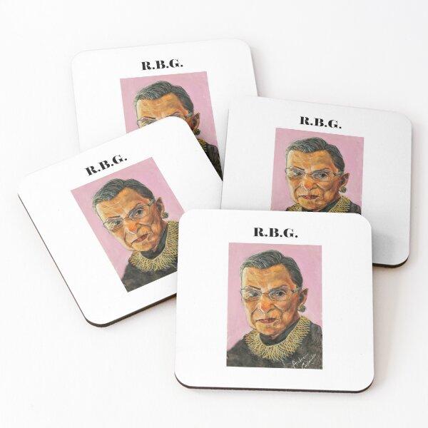 RBG Coasters (Set of 4)