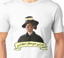 Zelena - Wicked Always Wins Unisex T-Shirt