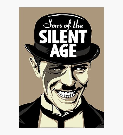 Sons of the Silent Age Photographic Print