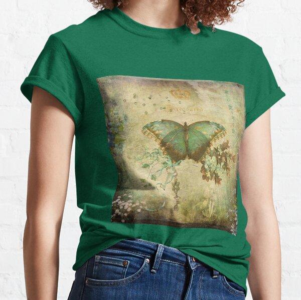 Treasures Keepsake Butterfly Classic T-Shirt