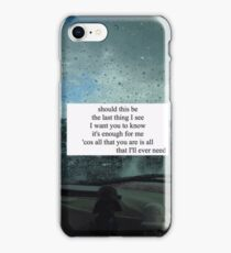 TENERIFE SEA iPhone Case/Skin