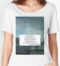 TENERIFE SEA Women's Relaxed Fit T-Shirt