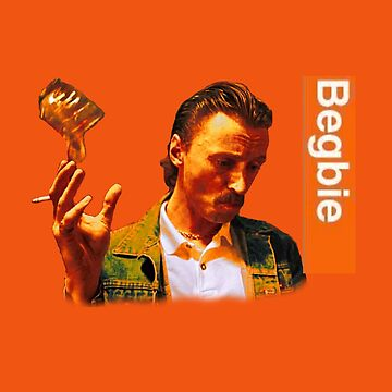 Begbie throws Glass of Beer - Scene from Trainspotting T-Shirt by rdbbbl