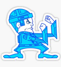 The Fighting Programs Sticker