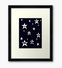Stars of Sci-Fi Framed Print