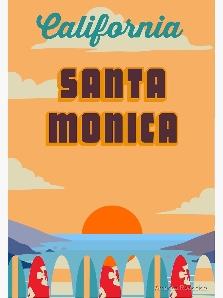 Santa  Monica. by ishore1