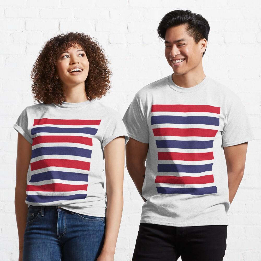 American Stripes Classic T-Shirt