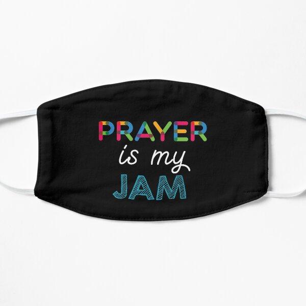 Prayer est mon Jam. Dr�le Prayer Conception Masque sans plis