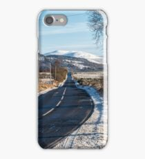 The Trossachs National Park in Scotland iPhone Case/Skin