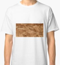 Mars Valles Marineris - Viking / Nasa Bilder Classic T-Shirt