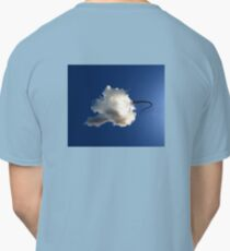 Dragon Hiding in a Cloud Classic T-Shirt