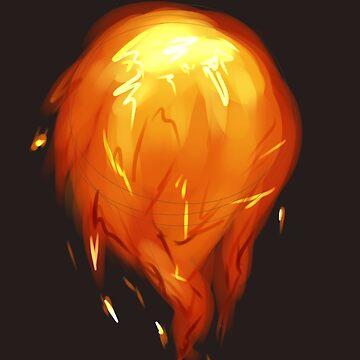 Fireball by FayeP