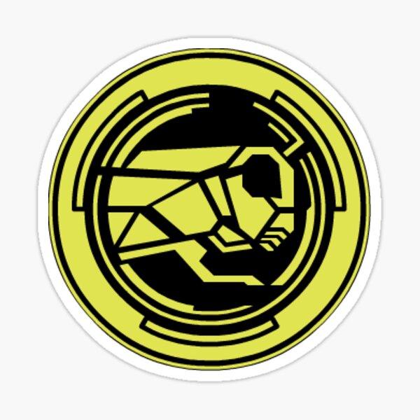 Kamen Rider Zero-One: Rising Hopper Sticker Sticker