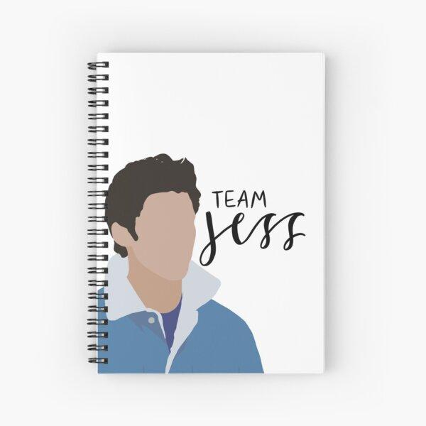 Team Jess Spiral Notebook