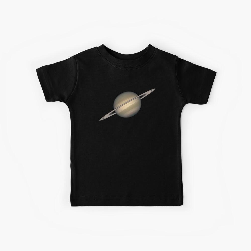 Saturno Camiseta para niños