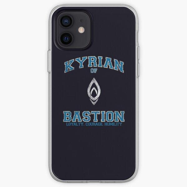 Kyrian du Bastion Coque souple iPhone