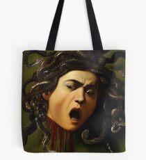 Medusa by Caravaggio Tote Bag