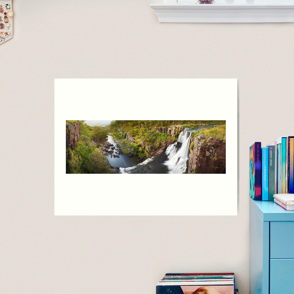 Ebor Falls, Guy Fawkes River National Park, New South Wales, Australia Art Print