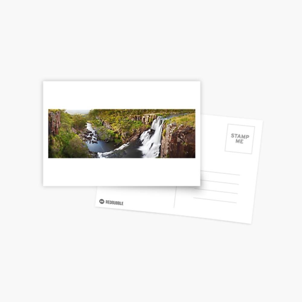 Ebor Falls, Guy Fawkes River National Park, New South Wales, Australia Postcard