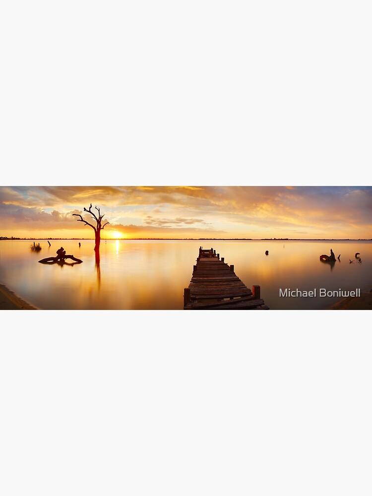 Lake Charm, Kerang, Victoria, Australia by Chockstone