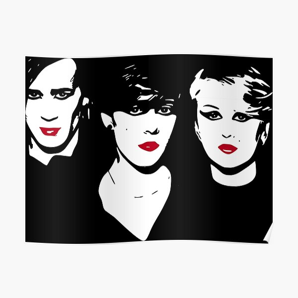 THE HUMAN LEAGUE Poster