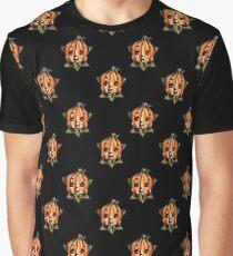 Pumpkinhead Kewpie Graphic T-Shirt