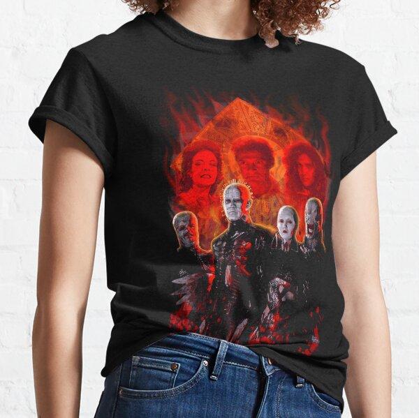 Hellraiser Cenobites Classic T-Shirt
