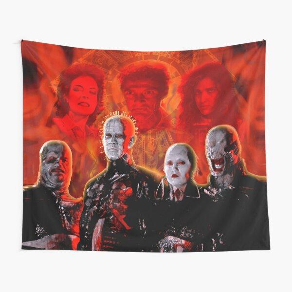 Hellraiser Cenobites Tapestry