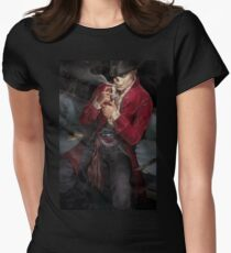 The Ghoul of Goodneighbor Women's Fitted T-Shirt
