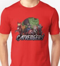 The Catvengers Unisex T-Shirt