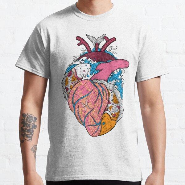 Pisces Heart Classic T-Shirt