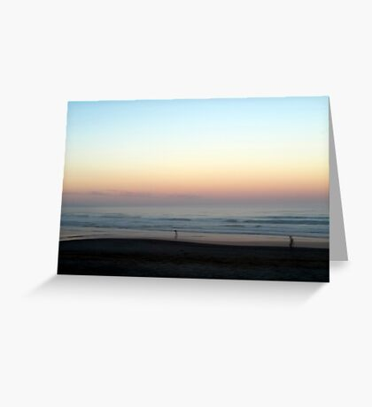 Future Reflections Greeting Card