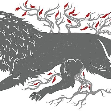 Old Wolf by narwen