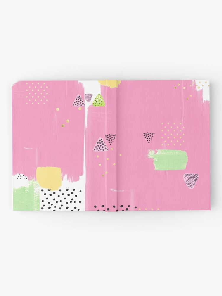 u0026quot another word for pink u0026quot  hardcover journal by