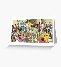 Where's Rick-do?  Greeting Card