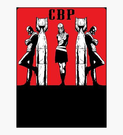 CBP BOMBS Photographic Print