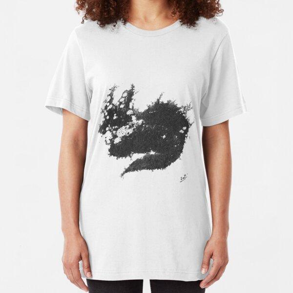 Électrichats • Electricats • Electrigatos (2) Slim Fit T-Shirt