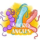 Micro Angels  by the vexed  muddler