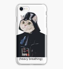 Heavy Breathing iPhone Case/Skin