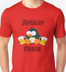 SOTALLY TOBER (Totally Sober) Unisex T-Shirt