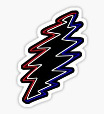 Grateful Dead Bolt Sticker