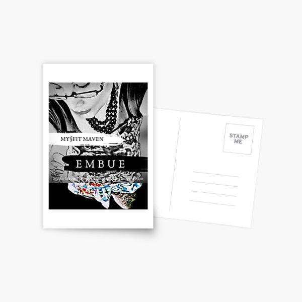 EMBUE 2020  Postcard