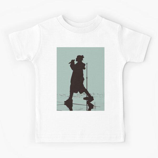 SILUETA DE BILLIE EILISH Camiseta para niños
