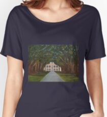 Oak Alley Plantation Women's Relaxed Fit T-Shirt