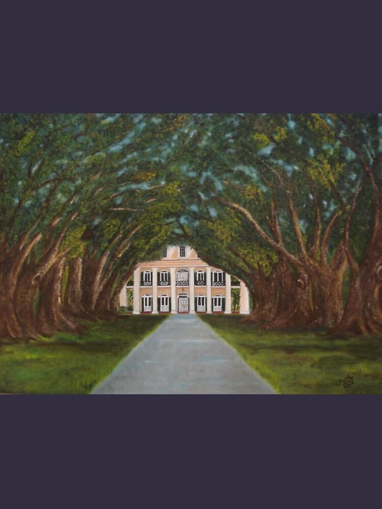 Oak Alley Plantation by Judycj